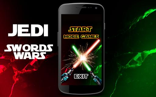Jedi Sword Wars 3D