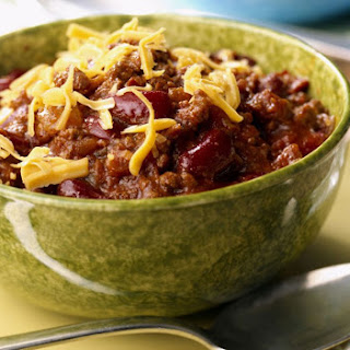 Basic Chili Con Carne with Beef and Beans Recipe