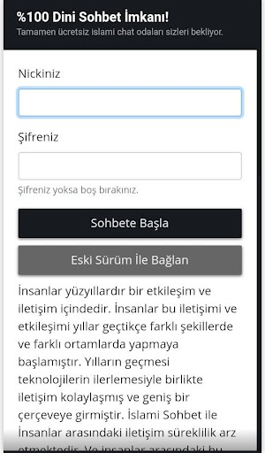 u0130slami Chat Evlilik 1.0 screenshots 2