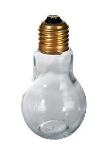 Glödlampa, salt eller peppar