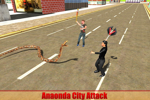 Anaconda Rampage: Giant Snake Attack screenshots 5