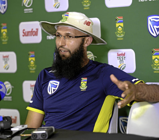 Focused man: Hashim Amla wants to concentrate on a series win over Australia, which would be the first at home since SA's readmission to international cricket. Picture: LEE WARREN/GALLO IMAGES