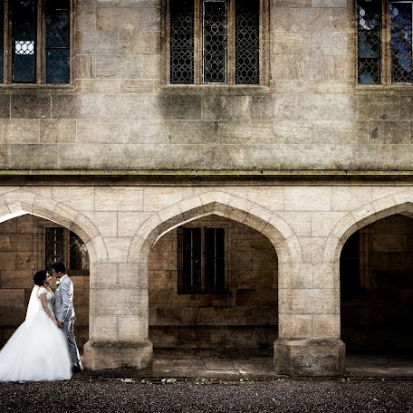 Wedding photographer Simon Graham (graham). Photo of 19.10.2014