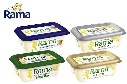 Bild für Cashback-Angebot: Rama streichzart - Rama