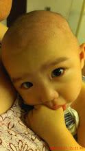 Photo: 光頭石頭妹^^