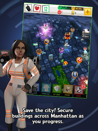 Ghostbusters™: Slime City screenshot 11