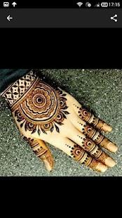 Mehendi Henna Designs Latest - náhled