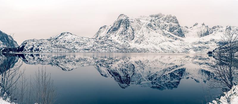 Stornvatnet lake di marco_croci