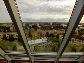 Photo: Jelgava. Vaizdas iš bokšto 9 aukšto, paveiksluota 2013-08-22d.