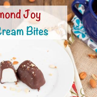 Almond Joy Ice Cream Bites (Paleo and Low Carb)