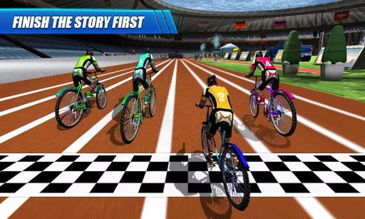 BMX Bicycle Racing Simulator screenshot 4
