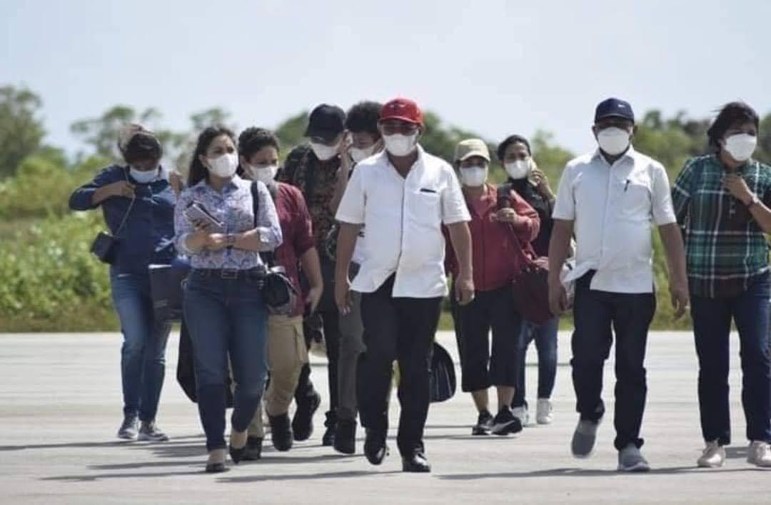 BTN ARI Disambut Meria Masyarakat Maluku Barat Daya