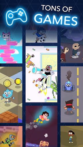 Cartoon Network Arcade 1.2.3415 screenshots 1
