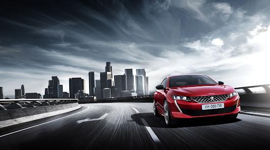 El nuevo 508 Peugeot Sport Engineered  en Peugeot PSA Retail Almería