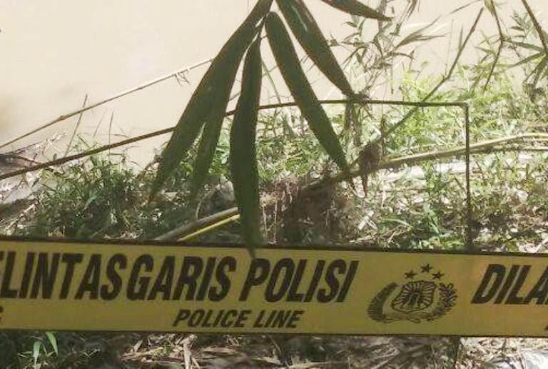Polisi Bentuk Timsus Guna Memburu Pelaku Pembuangan Bayitanpa kepala