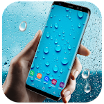 Running Waterdrops Live Wallpaper Icon