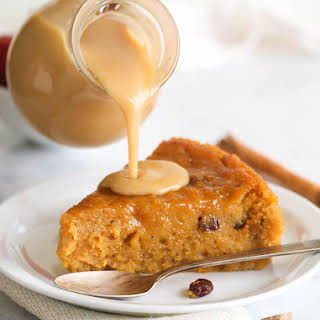 Cornmeal Pudding Pone.