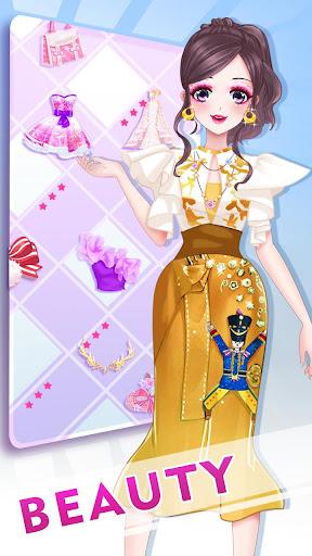 ud83dudc57ud83dudc84Anime Girl Dress Up  screenshots 3