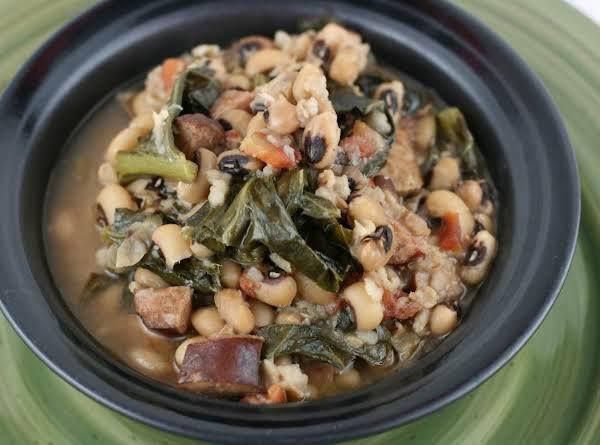 Hoppin' John Soup Recipe