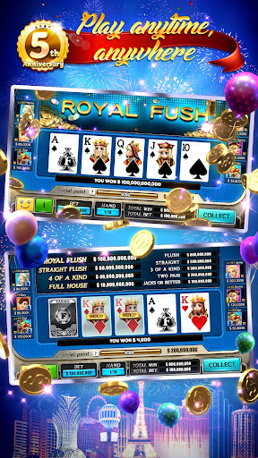 Full House Casino - Free Vegas Slots Casino Games android2mod screenshots 3