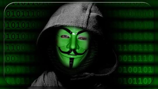 Anonymous Mask Photo Editor Free 10