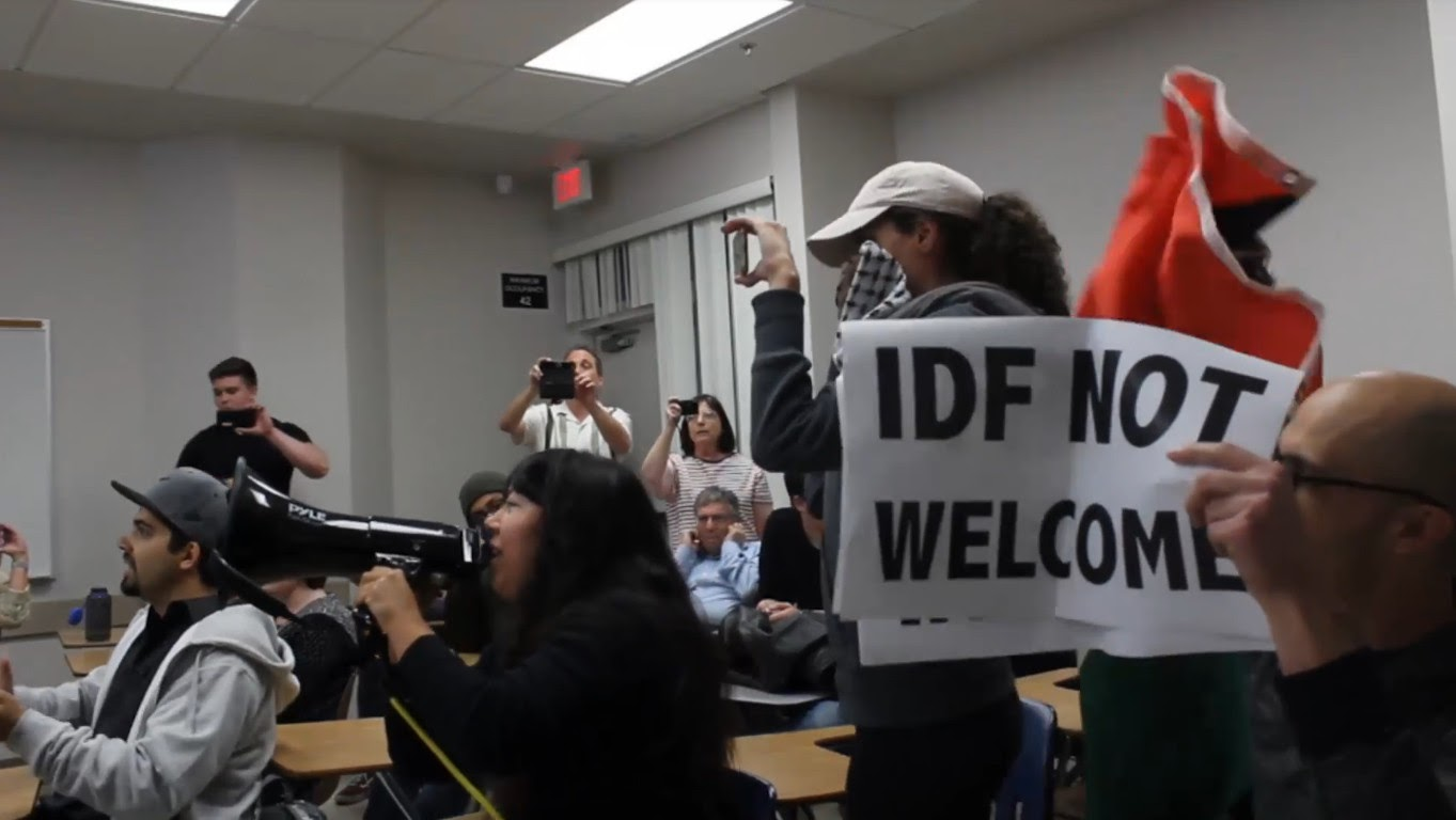 Edwin Black: California's 'alternatives to prosecution' may yet dissuade criminal disruptions of pro-Israel campus speakers to continue