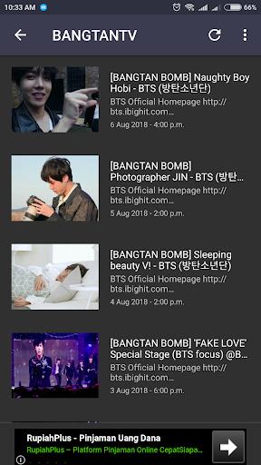 BTS Lyrics (Offline) 5.2 screenshots 6