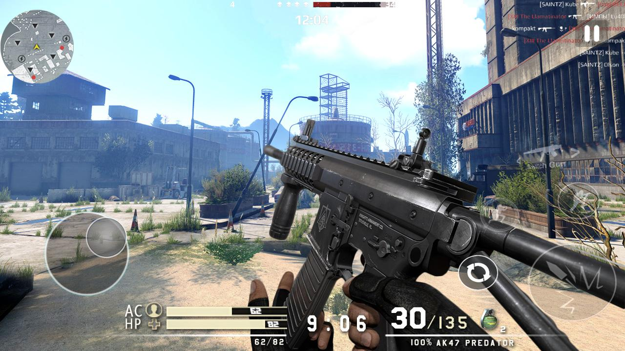 Sniper Special Blood Killer- screenshot