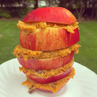 Stacked Apple Spread