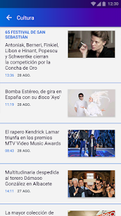 RTVE Informativos 24 Horas - náhled