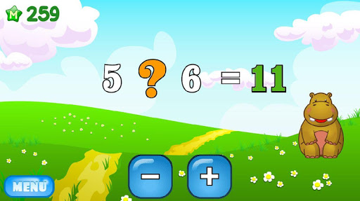Mathematics and numerals: addition and subtraction 2.7 screenshots 4