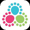 3 Circles: Word Game icon