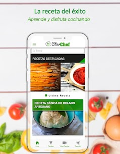 StarChef – Recetas Premium de Cocina en Español 7