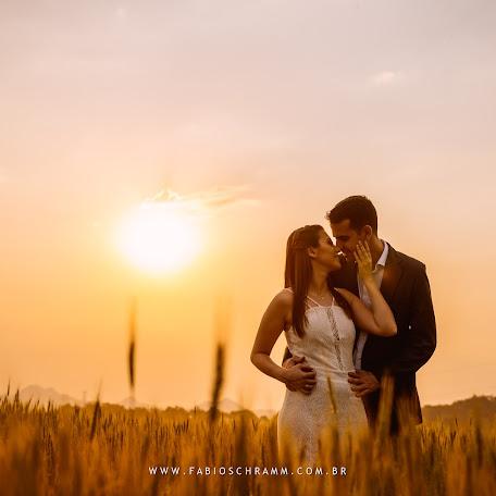 Wedding photographer Fabio Schramm (fabioschramm). Photo of 27.09.2017