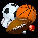 Dofu Live Stream for NFL NBA NCAAF MLB NHL icon