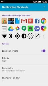 Notification Shortcuts v4.2.0 (Unlocked)