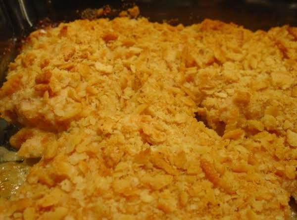 Cheese Cracker Chicken Recipe
