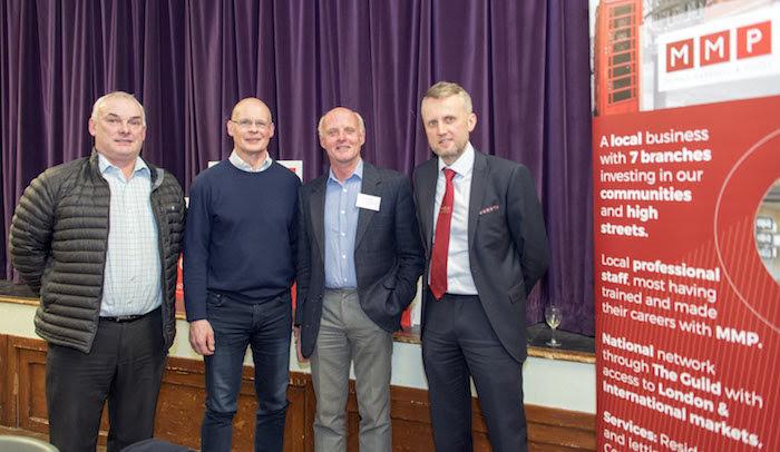 Montgomeryshire Village Award launched