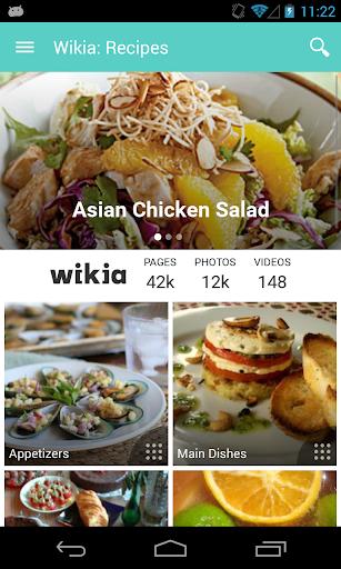 Wikia:食譜