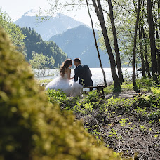Bryllupsfotograf Ekaterina Terzi (Terzi). Bilde av 27.05.2019