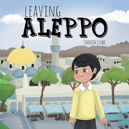 Leaving Aleppo cover