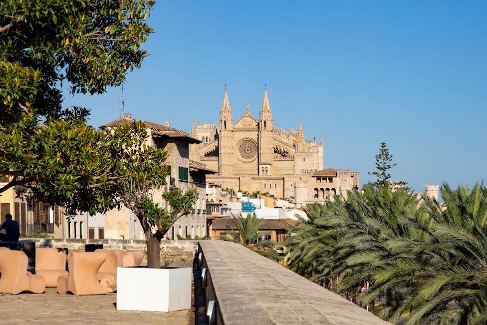 Katedra La Seu, Palma de Mallorca