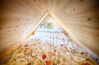 Photo: Full size futon bed.