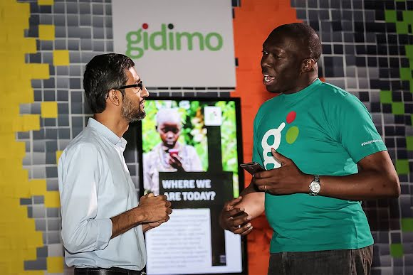 Gidi Mobile project gallery image