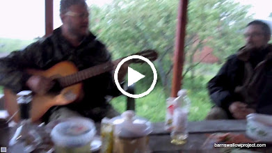 Video: Alex sings in the rain