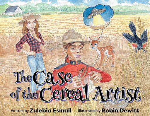The Case of the Cereal Artist cover