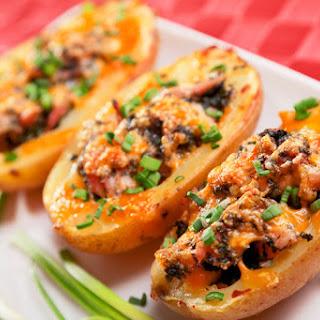 Southwestern Stuffed Potatoes