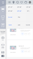 Screenshot of SAMSUNG TV & Remote (IR)