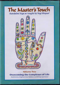 The Master´s Touch vol 2: Overcoming the Complexes of Life - DVD med Yogi Bhajan