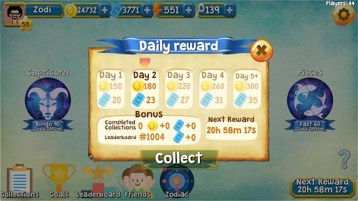 Zodi Bingo screenshots 5